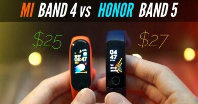 Кому верить: сравниваем браслеты Xiaomi Mi Band 5 и Honor Band 5