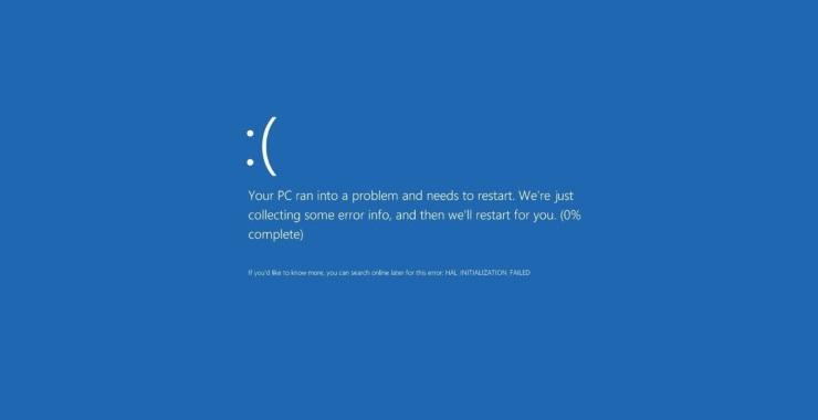 Ошибка с кодом 0xc03f6506 в Windows 10